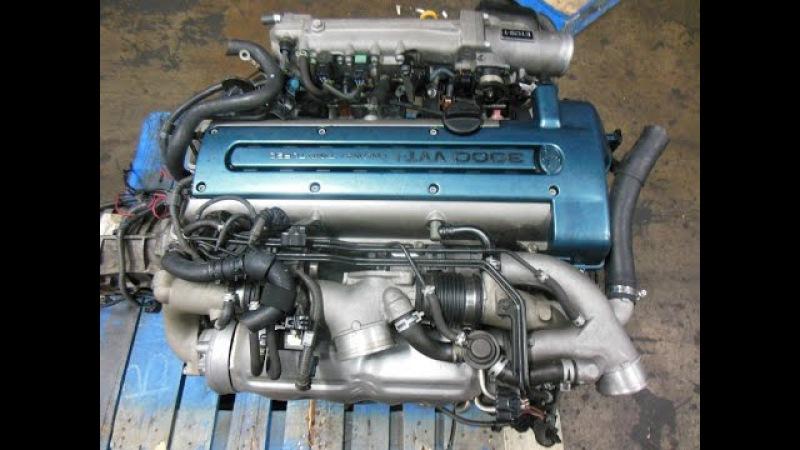 Двигатель Toyota JZ Лучший 1JZ-GE, 1JZ-GTE, 1JZ-FSE, 2JZ-GE, 2JZ-GTE, 2JZ-FSE