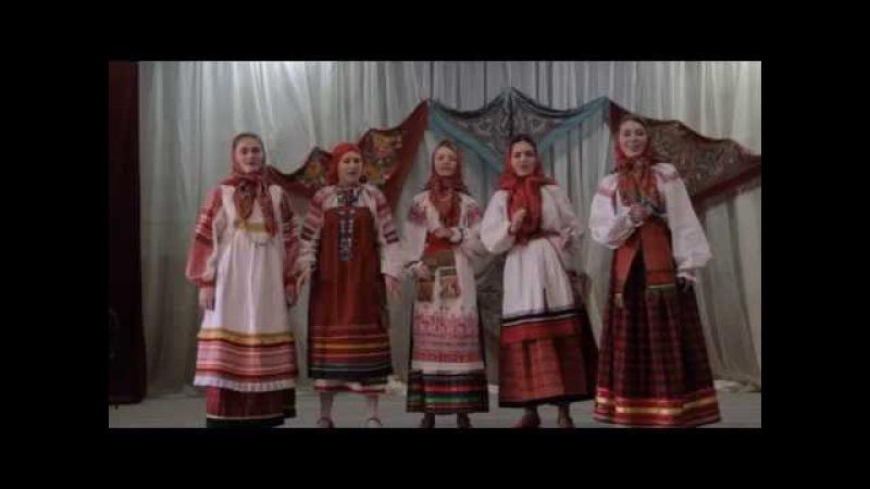 Фестиваль фольклора На Покров 2014г