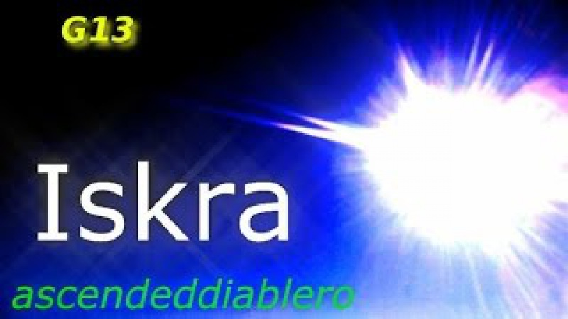 Ascended Diablero - Iskra   2017/G13