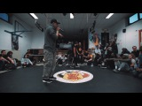 King On The Floor 5  Demo des jurys - BALOO x MOOGLI x SUSHI