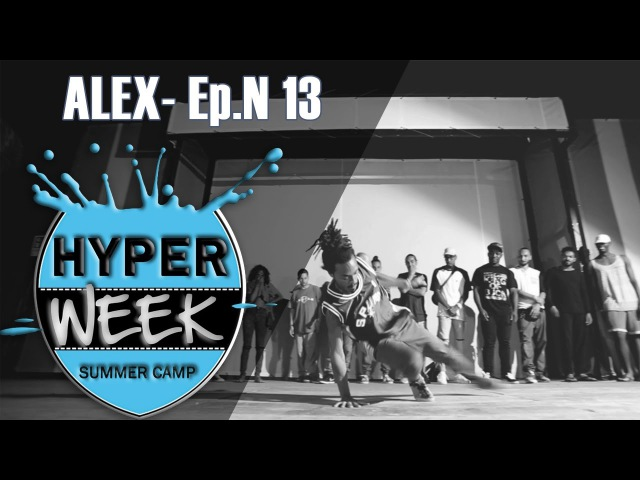 ALEX THE CAGE | Ep N13 - Hyper Week is also This mmpp pjd @LEGIONX @ALEXTHECAGE @MMPP @PJD