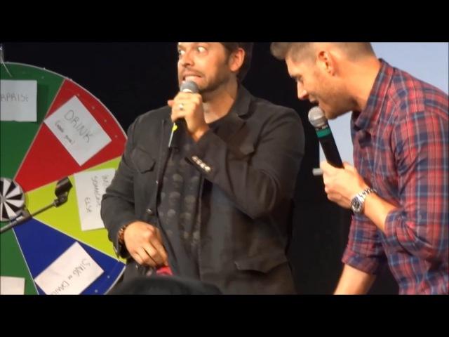 JibCon 8 Jensen Misha Full Panel with Closing Ceremony