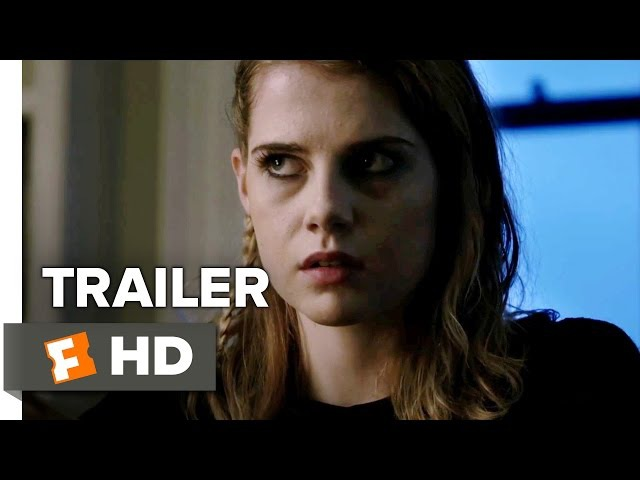 Don't Knock Twice Official Trailer 1 (2017) - Katee Sackhoff Movie