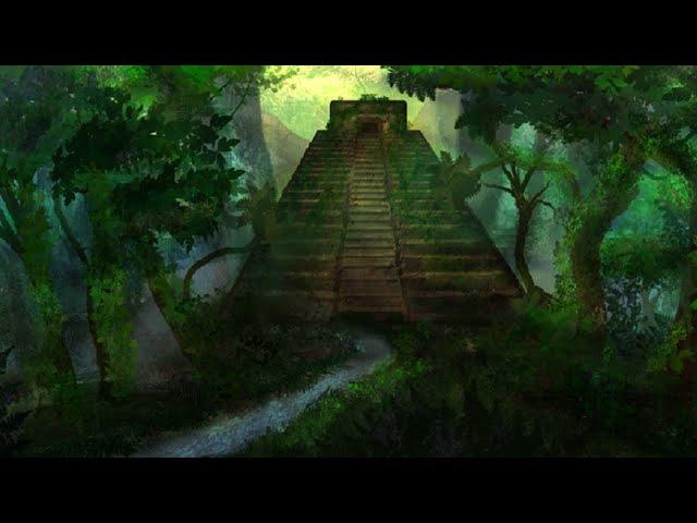 Dark Jungle Music - Aztec Temple