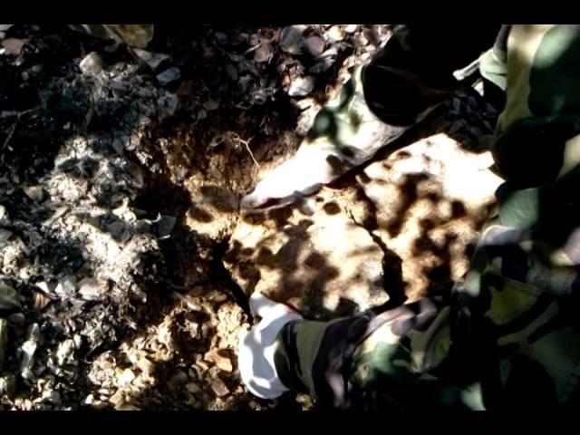 3 Гранатовя варакка, добыча камней 2014