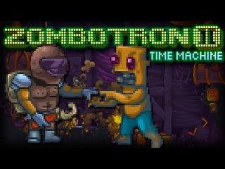 Прохождение игры Zombotron 2