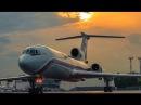 Мужской разговор с пилотами Ту-154.