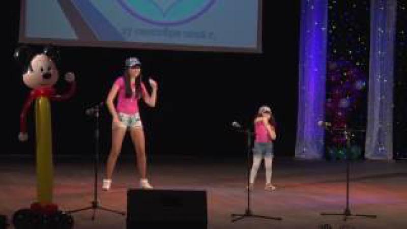Танец Мамы и дочке на конкурсе Алло мы ищем таланты 27 09 16
