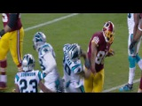 JORDAN REED THROWS PUNCH IN GAME GETS EJECTED