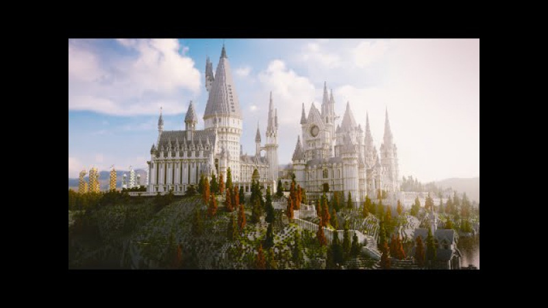 Harry Potter in Minecraft - Hogwarts - The Floo Network