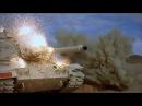Deadly Tank Killer in Action: A-10 30mm GAU-8 Gatling Gun CBU-105 Cluster Bombs Destroy Tanks