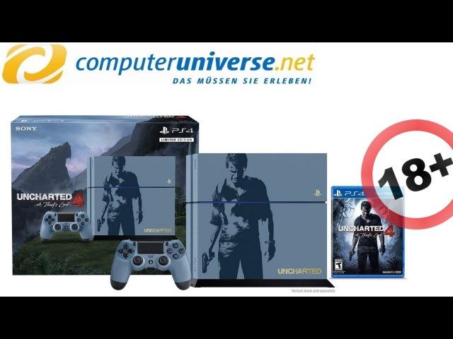 Как покупать товары с рейтингом 18 на Computeruniverse.net?