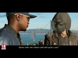 WATCH DOGS 2 - Conditions Humaines DLC Trailer