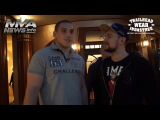 Интервью с Дмитрием Сосновским