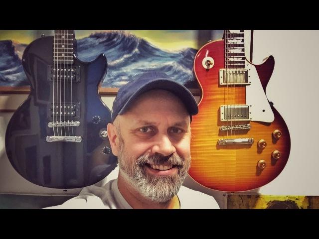 Cheapest Epiphone Vs Custom Shop Gibson COMPARISON