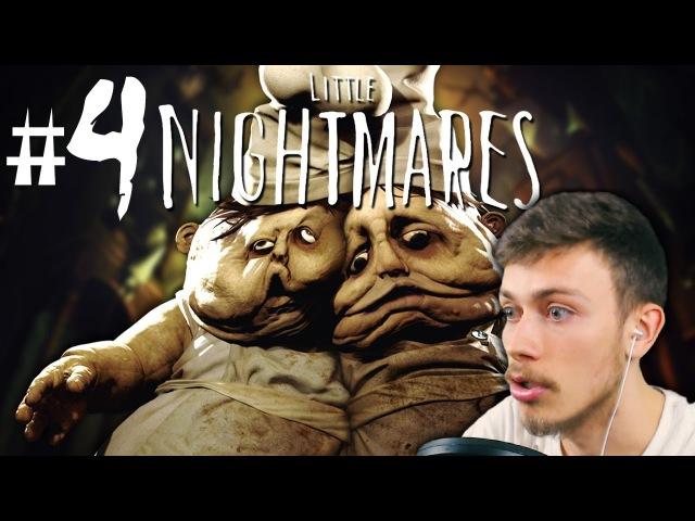 Breaking Bad: варимо... Little Nightmares [4] українською
