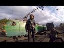 Трейнхоп на охраняемом составе / Запал / Побег от охраны / Trainsurfing in Russia
