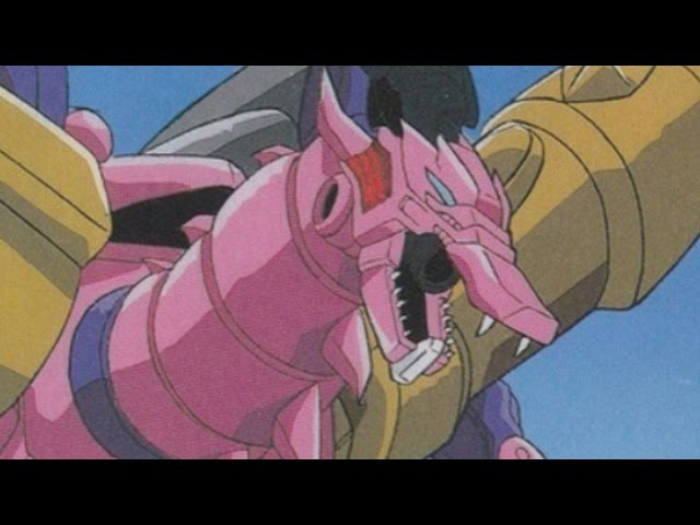 Beast Wars II 12 ENG SUBBED Galvatron's Great Rampage ガルバトロン大暴走