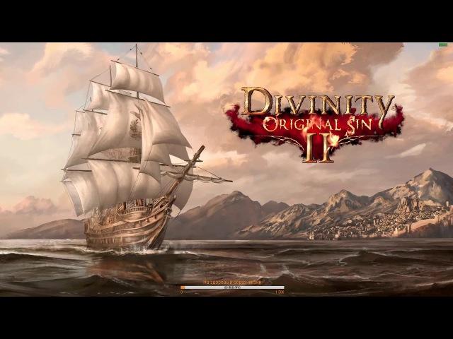 Divinity: Original Sin 2 (Маг-некромант ищет приключений!) (часть 1)