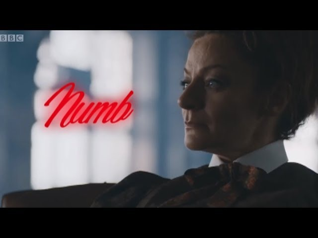 Missy/Master The Doctor || Numb