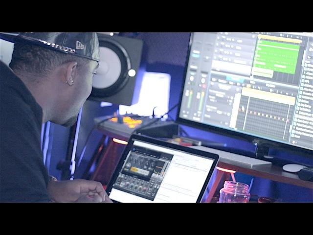 Wiz Khalifa Producer Makes A Beat ON THE SPOT D Madd x Jewele