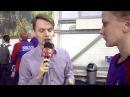 Интервью Натальи Винюковой после матча Звезда Кубань