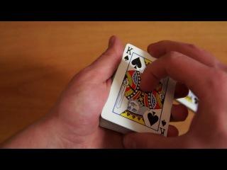 Бесплатное обучение фокусам #49: Фокусы с картами! Самые лучшие фокусы с картами!
