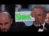 SHREK WINS THE OSCARS