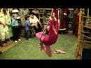 Гимнастка на канате