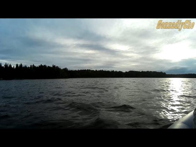 На Ватчелском (Ватчельском) озере...