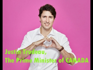 Canada's New Prime Minister, Justin Trudeau, Is Actually a Hot Hipster. Новый премьер-министр Канады - красавчик!