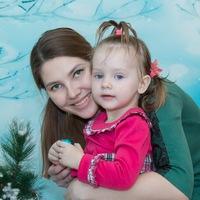 Анкета Екатерина Ковалева