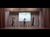 Танцевальная лихорадка 1 тур Выступление школы №142 2016
