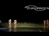 Однажды в Африке      афро-джаз - танцевальная школа Диваданс