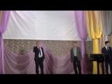 Руслан Антоновский, Александр Лунёв, Валерий Стремилов и Николай Кошкаров 8 марта 2017
