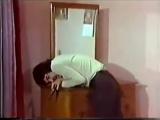 Худшая сцена смерти в кино всех времён (из турецкой Девушки-каратистки 1974 года)
