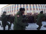 Angola military dance