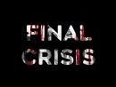 Тизер Тизера Final crisis