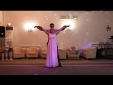 Постановка свадебного танца для Яночки и Влада от студии танцев ImPulse. Хореограф Дарья Кочанова.
