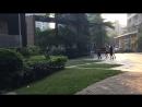 #КИТАЙ 🇨🇳 - Утренняя гимнастика 🤸♂️
