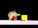 Мультики для самых маленьких ЧТО ЭТО, МОЙА 13 серия. Учим размеры. Герои мультфильма АВТОБУС ТАЙО кукольный театр