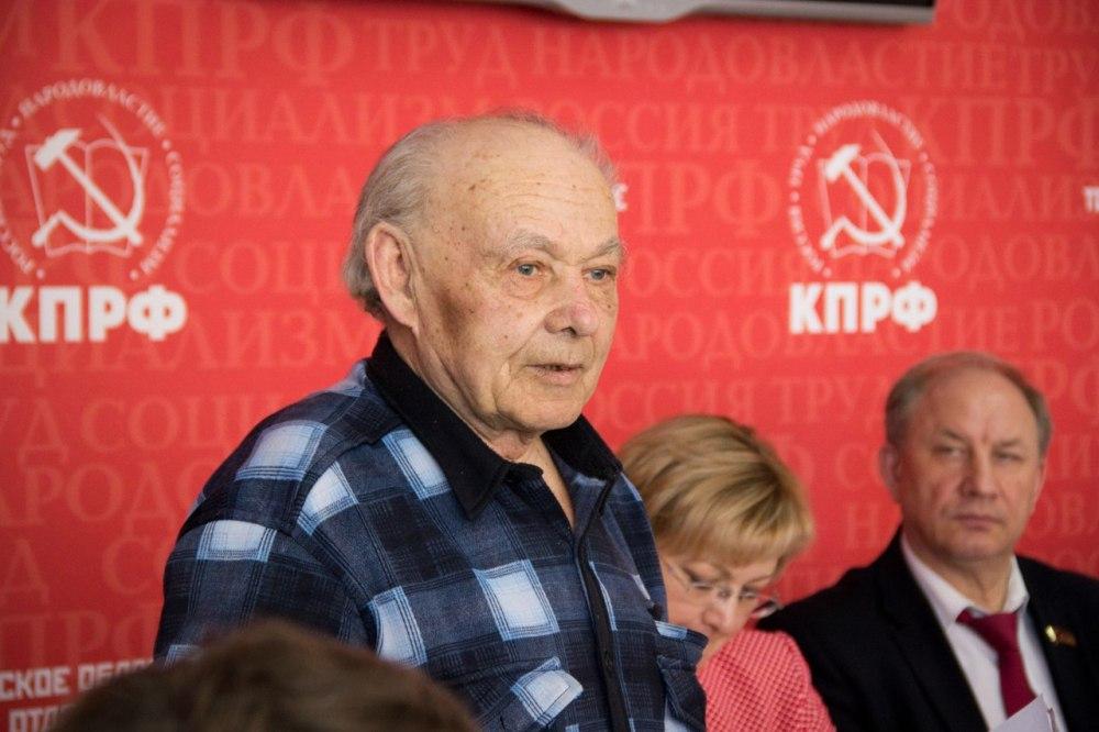 Томский пенсионер отправил Медведеву свою прибавку к пенсии