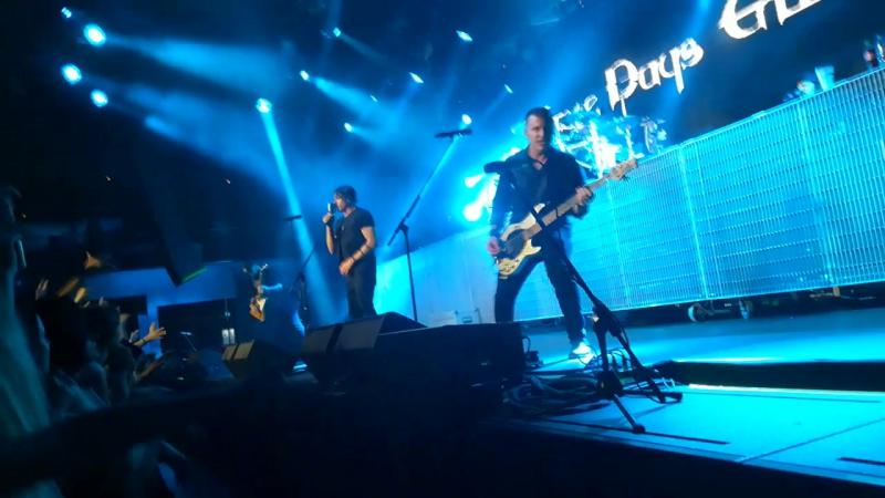 Three Days Grace - Painkiller (live in Minsk 11.07.2017)