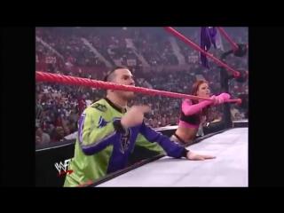 Jeff Hardy vs Christian European Title Match Raw 11.26.2001 (HD)