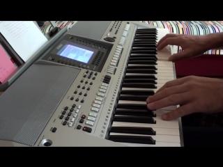 Михаил Круг-Кольщик Yamaha PSR-S700
