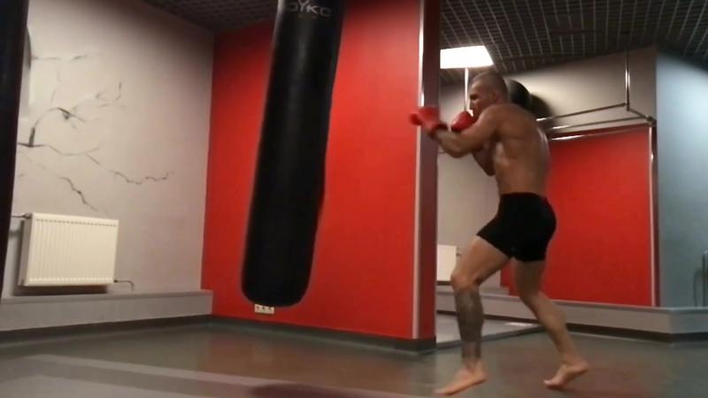 Kiev boxing kikboxing fightball sportlife falke motivation KalitaThe 18.04.17