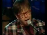 Elton John- The Rosie O'Donnell Show. December 25, 2000.