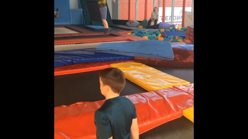 Прыг-скок команда