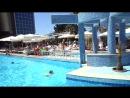 Бассейн на территории отеля Dinler5*