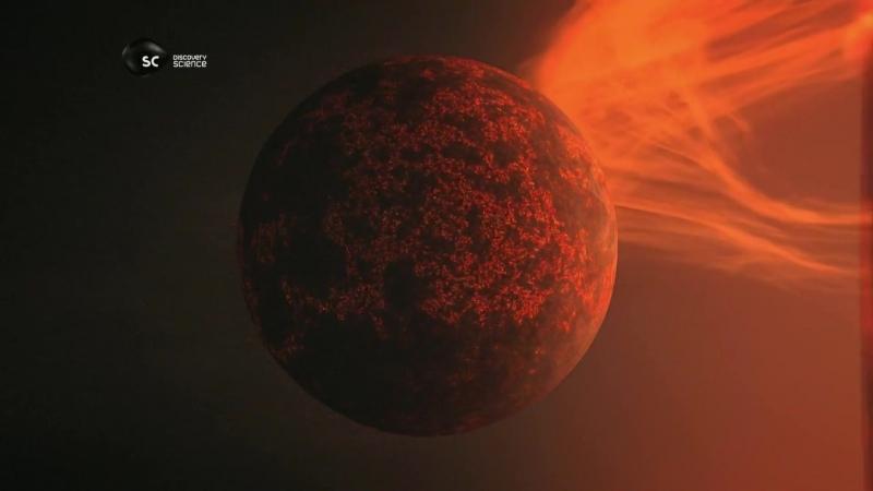 Через 7,5 млрд. лет, поглощение Земли Солнцем...музыка Globalix-The Planet Mercury (2016)
